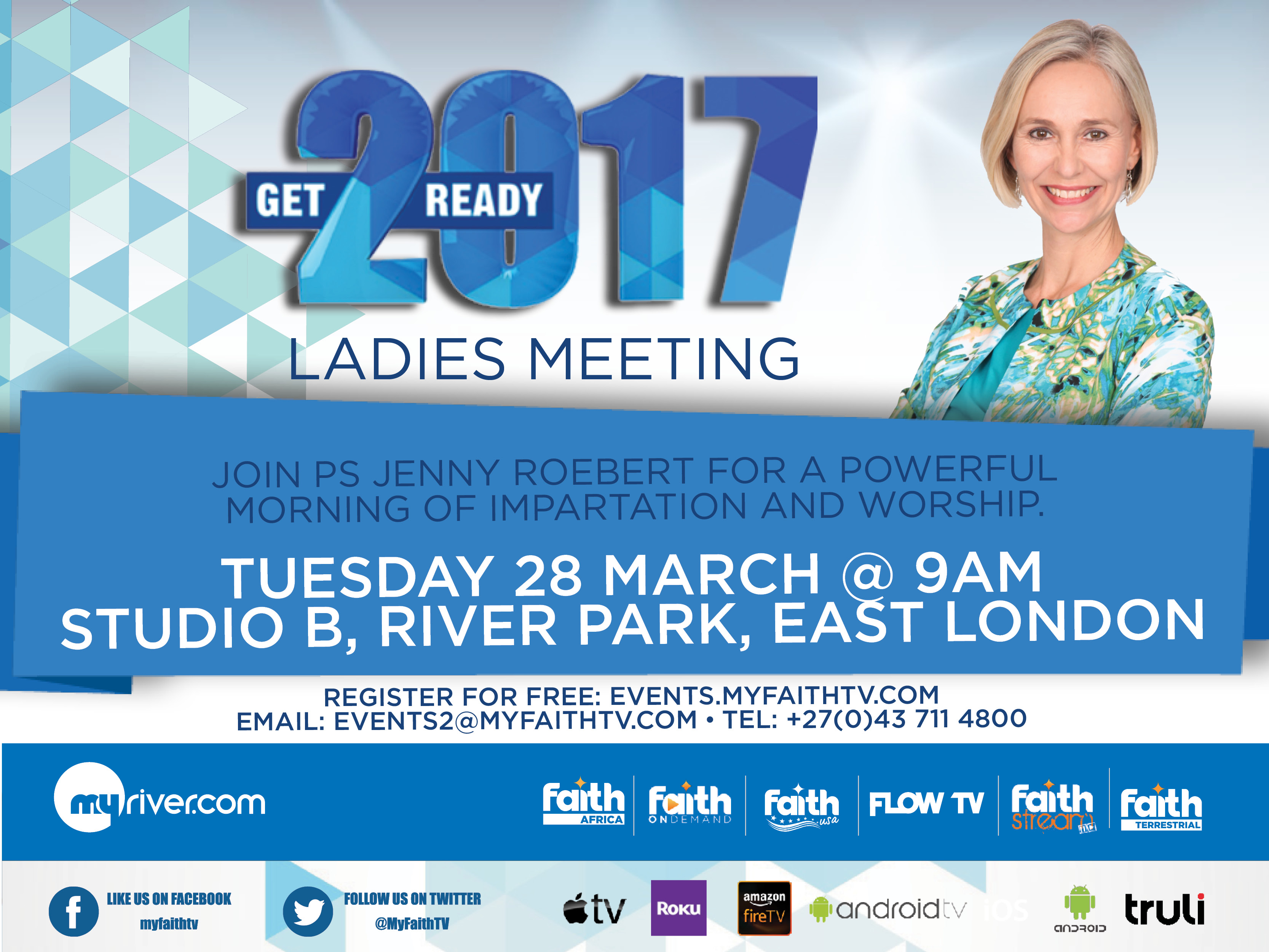 Get Ready 2017 Ladies Meeting