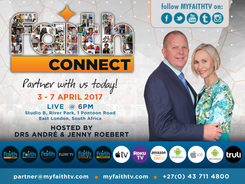 Faith Events :: Get Ready, Faith Connect, Live Event Broadcasting