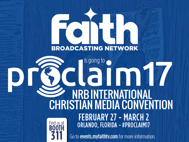 Proclaim17 - NRB Conference