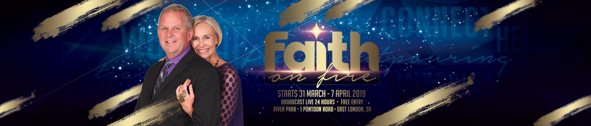 Faith on Fire 2019